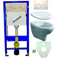 Geberit UP100 WC suspendu pack 1 1