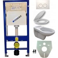 Geberit UP100 WC suspendu pack 5 1