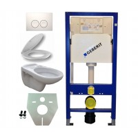Geberit UP100 WC suspendu pack promotion