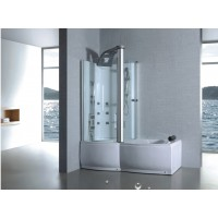 bain douche combin s en stock online sanitair. Black Bedroom Furniture Sets. Home Design Ideas