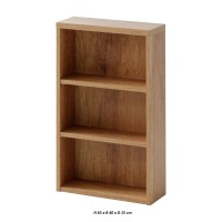 Sanifun armoire suspendu Classic Oak 400 1