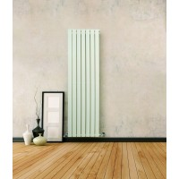 Radiateur design Sanifun Boston 1200 x 480 Blanc 1