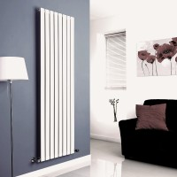 Radiateur design Sanifun Boston 1200 x 550 Blanc 1