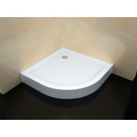 Sanifun receveur de douche Quadrant HIGH 800 x 800 M 1