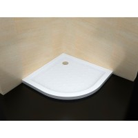 Sanifun receveur de douche Quadrant LOW 800 x 800 M 1