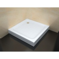 Sanifun receveur de douche Square HIGH 800 x 800 M 1