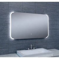 Sanifun Duo-Led miroir anticondensation Neiva 1000 x 600 1
