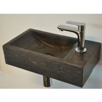 Sanifun lavabo Meyer 400 x 220 x 100 mm 1